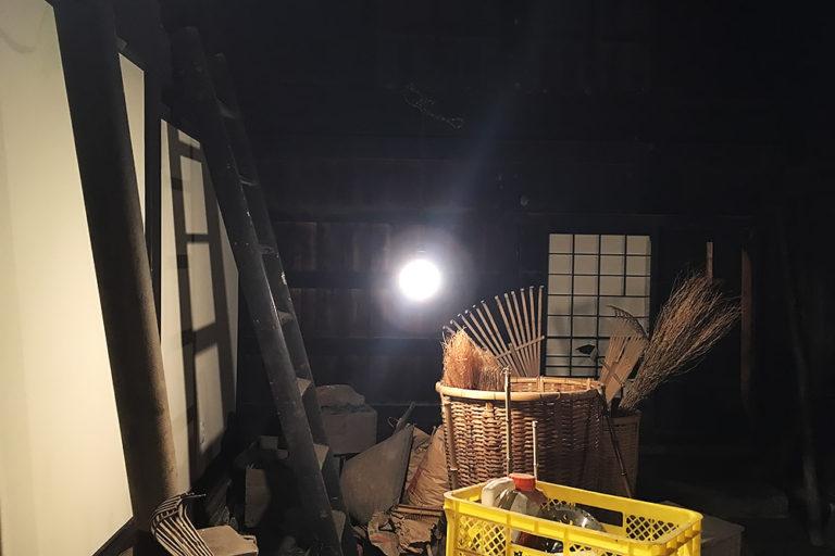 古民家につける照明に悩む。箕澤屋の照明選び