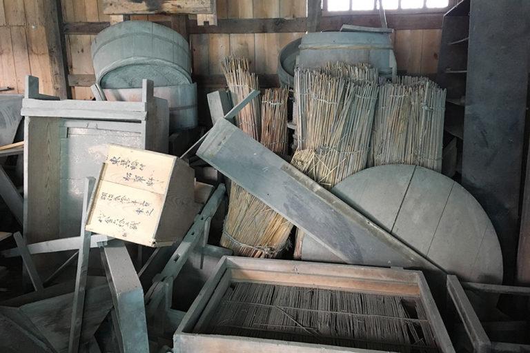箕輪町の古民家にある古い道具はいりませんか?